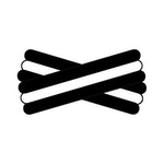 Spegatt (Black - White - Black)