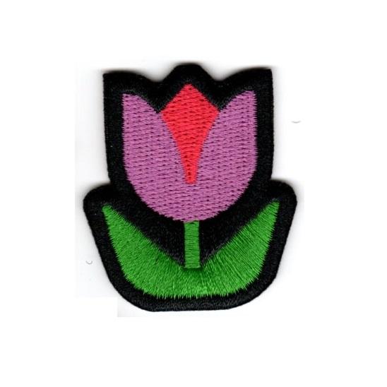 Tulpan / Blomma- Emoji