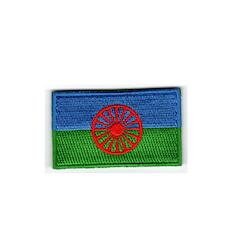Flagga Romani