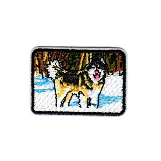 Hund-foto-märke