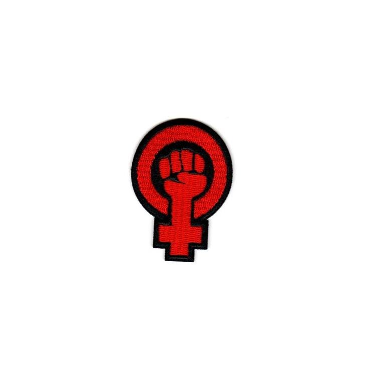 Feministisk symbol (cutout)