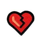 Brustet Hjärta - Emoji