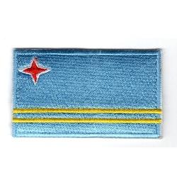 Flagga Aruba