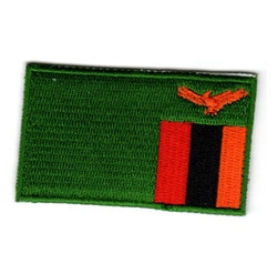 Flagga Zambia