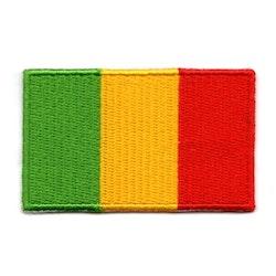 Flagga Mali