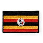 Flagga Uganda