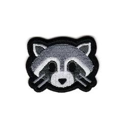 Tvättbjörn - Emoji