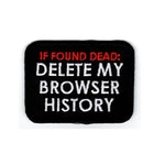 Delete my browser history