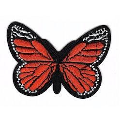 Fjäril - Orange