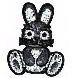 Kanin i paljetter (XXL)