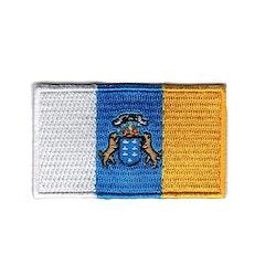 Flagga Kanarieöarna