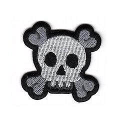 Dödskalle - Emoji
