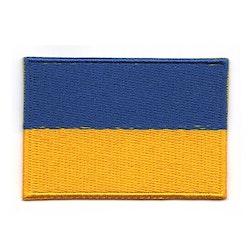 Flagga Ukraina