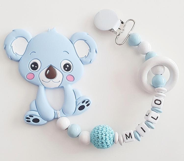 Bitleksak, blå koala
