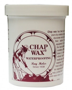 Ray Holes Chap Wax