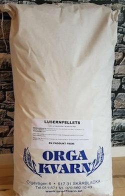 OrgaKvarn Lusernpellets 25kg