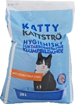 Katty kattströ 20kg