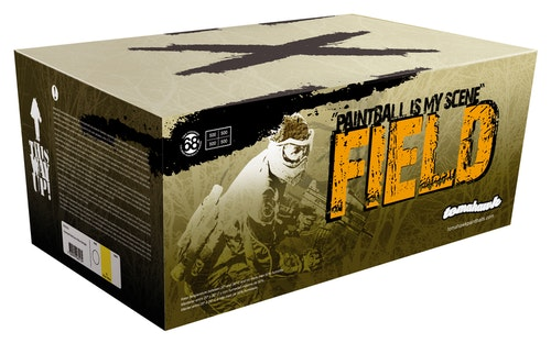[Tomahawk] Field Paintballs - 2000 rounds
