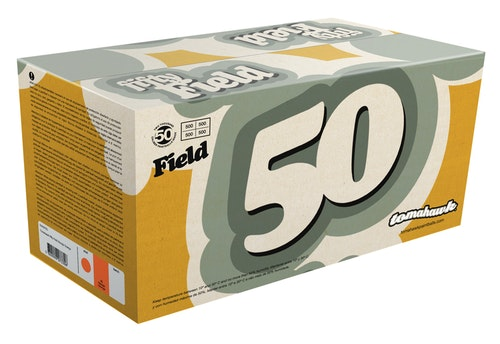 [Tomahawk] Fifty .50 cal Paintballs - 4000 rounds