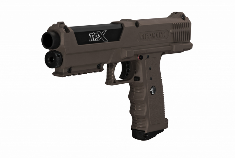 [Tippmann] TiPX Pistol - Dark Earth