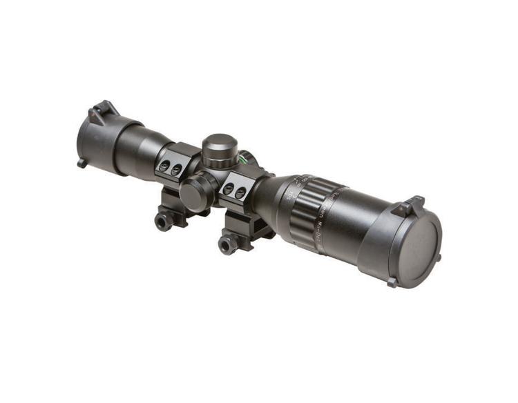 [First Strike] Optics - 4x32 Scope w/ Rings