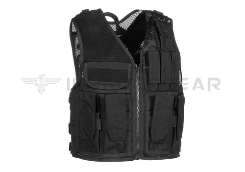 [Invader Gear] Mission Vest - Black