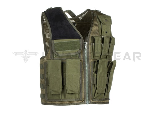 [Invader Gear] Mission Vest - OD