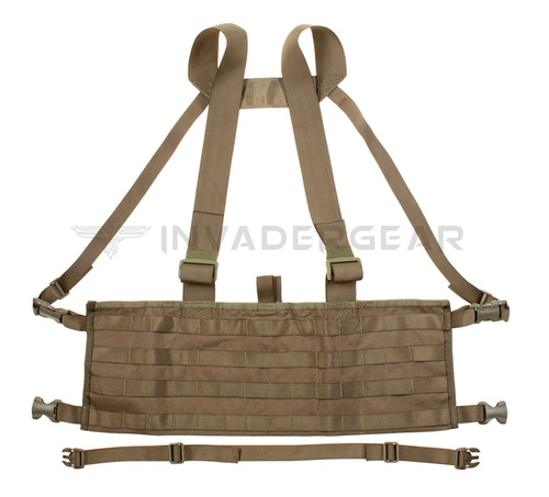 [Invader Gear] Molle Rig - Ranger Green
