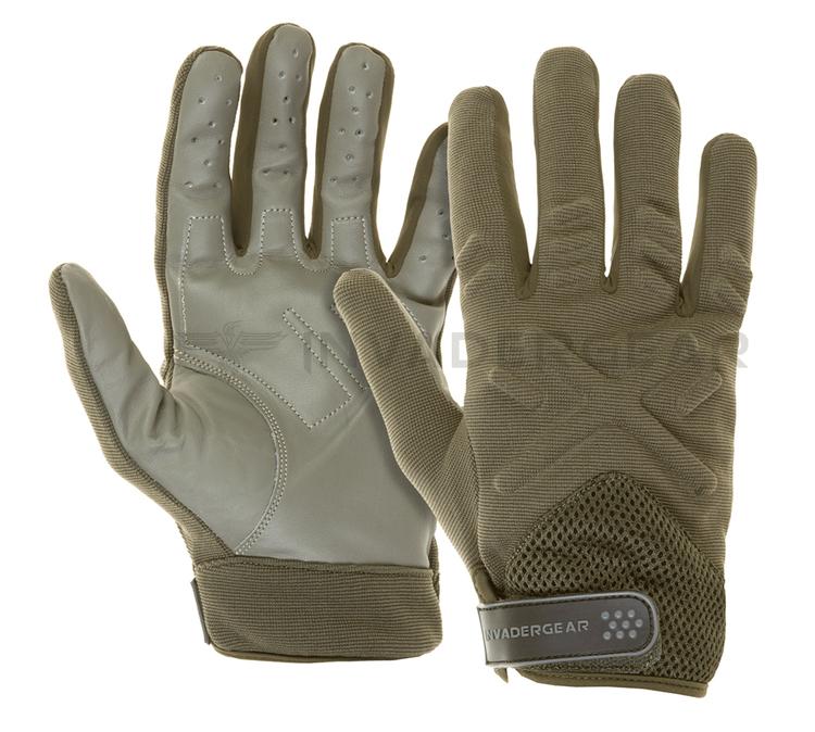 [Invader Gear] Shooting Gloves - OD