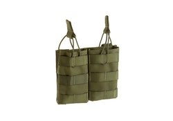 [Invader Gear] 5.56 Double Direct Action Mag Pouch - OD
