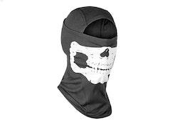 [Invader Gear] Death Head Balaclava - Black