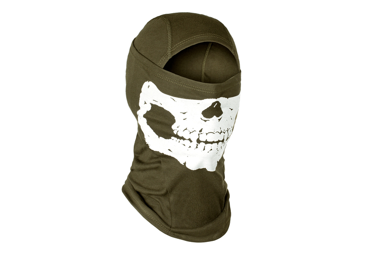 [Invader Gear] Death Head Balaclava - OD