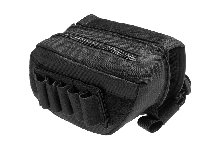 [Invader Gear] Stock Pad - Black