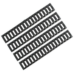 [Killhouse] Ladder Rail Covers - 4 Pack - Black