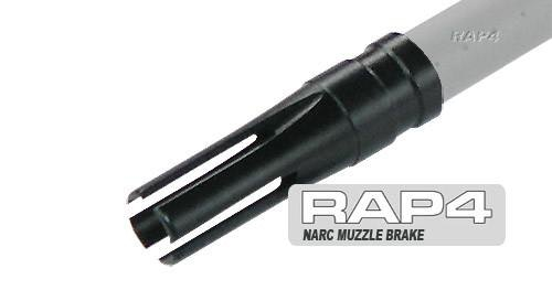 [Rap4] Narc Muzzle Brake (22mm Muzzle Threads)