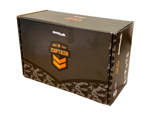 [Tomahawk] Magfed - Captain - 500 rounds