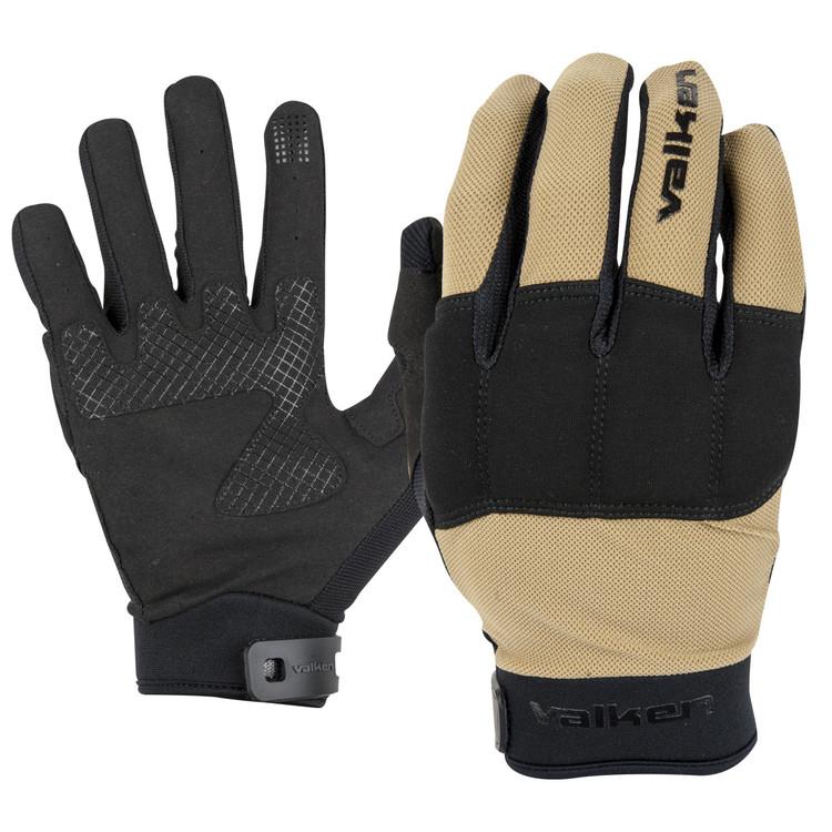 [Valken] Kilo Tactical Gloves - Tan