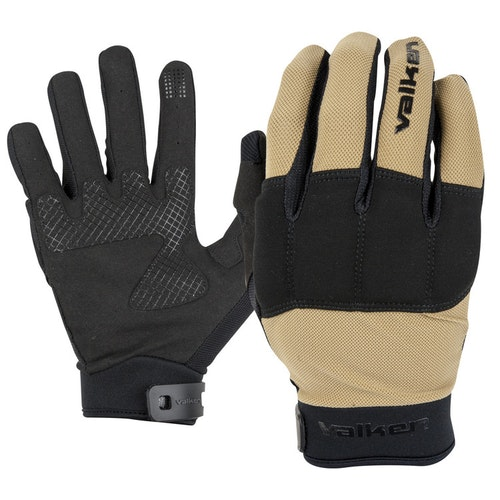 [Valken] Kilo Tactical Gloves - Tan