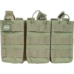 [Valken] V-Tactical Mag Pouch AR Triple - Green