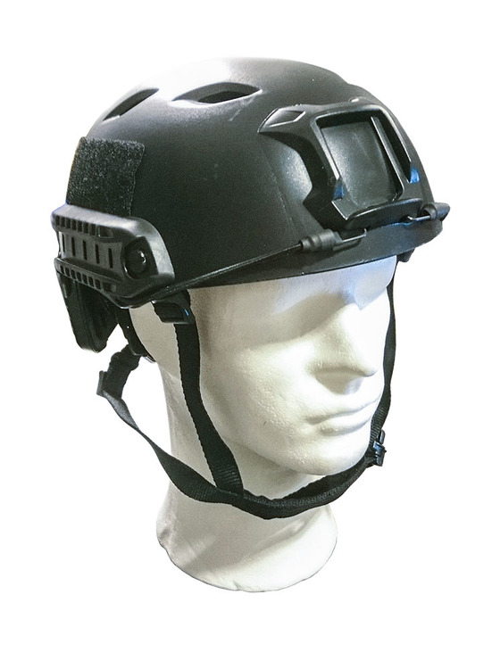 [Emerson] Fast Helmet BJ - Black