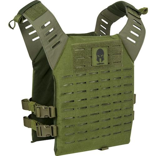 [Valken] Alpha Plate Carrier LC - Olive Spartan