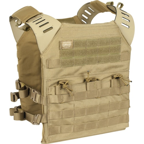 [Valken] Plate Carrier II XL - Tan