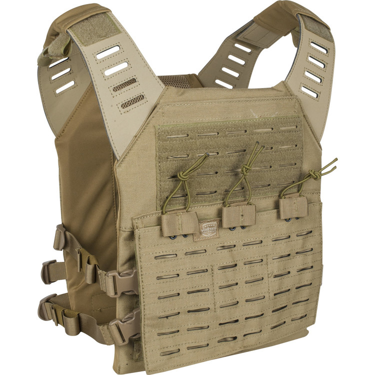 [Valken] Plate Carrier LC XL - Tan