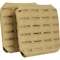 [Valken] Plate Carrier Side Panel LC 2-pack - Tan
