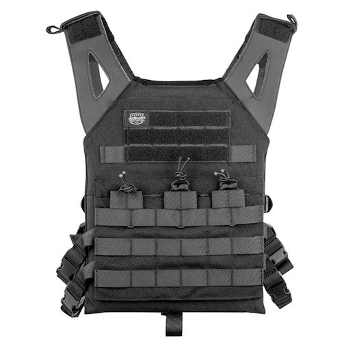 [Valken] Plate Carrier II - Black