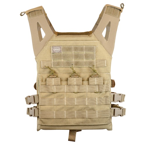 [Valken] Plate Carrier II - Tan