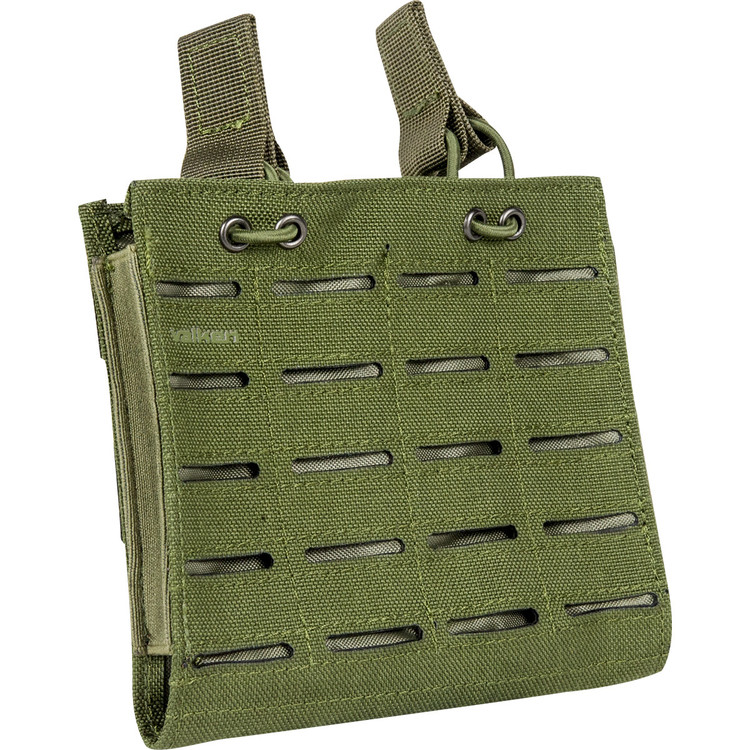 [Valken] Multi Rifle Mag Pouch LC - Double - Olive