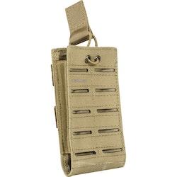 [Valken] Multi Rifle Mag Pouch LC - Single - Tan