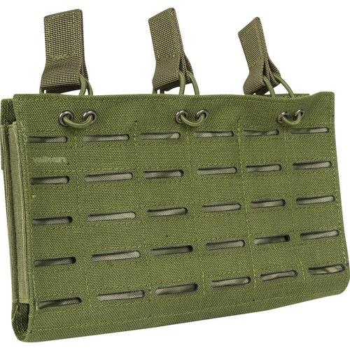 [Valken] Multi Rifle Mag Pouch LC - Triple - Olive