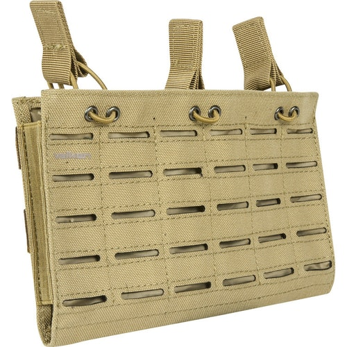 [Valken] Multi Rifle Mag Pouch LC - Triple - Tan